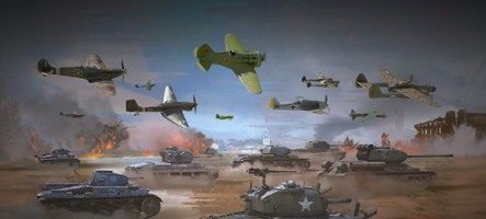 War Thunder Chronicles of World War 2 : retour des batailles en mai