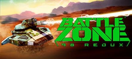 Battlezone 98 Redux est désormais disponible