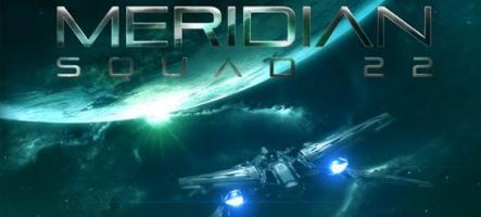 Meridian: Squad 22 en accès anticipé dans un mois