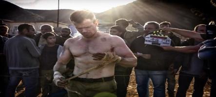 Jason Bourne, un trailer très bourné