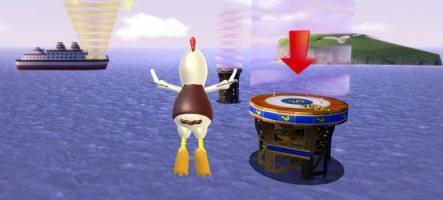 Du nouveau sur Wii Fit Plus