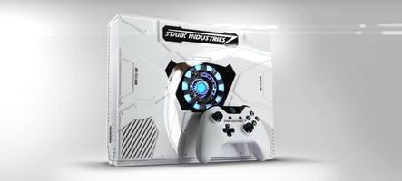 La Xbox One by Tony Stark fait sacrément envie