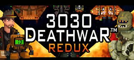 3030 Deathwar Redux en accès anticipé