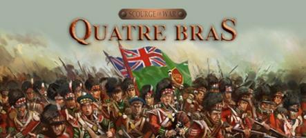 Scourge of War: Quatre Bras, le retour de Napoléon