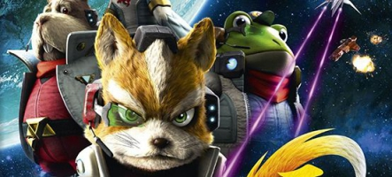 (TEST) Star Fox Zero (Wii U)