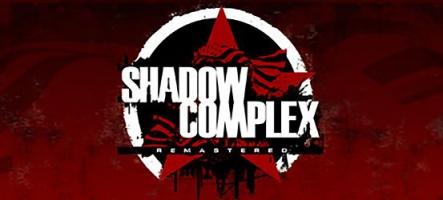 Shadow Complex Remastered : 7 ans après, sur PC