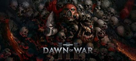 Warhammer 40,000: Dawn of War III annoncé