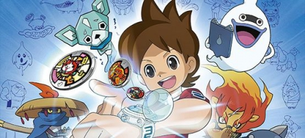 (TEST) Yo-Kai Watch (Nintendo 3DS)
