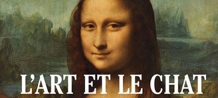 La chronique Art de Paf ! : L'art et le Chat