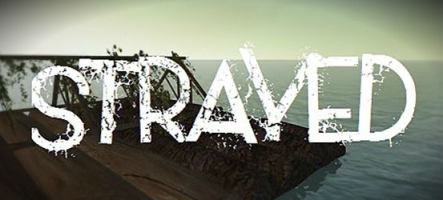 Strayed : Un homme, une île