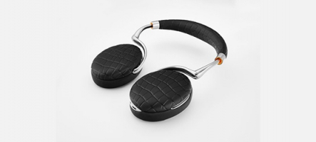 (TEST) Casque Parrot Zik 3 Bluetooth