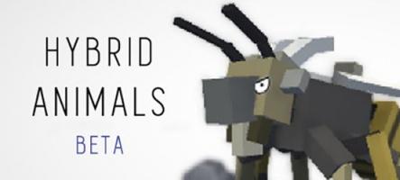 Hybrid Animals : Créez l'être parfait