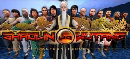Shaolin vs Wutang : Combat et Kung-Fu