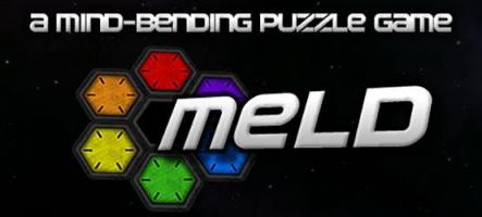 Meld : Plus de 400 puzzles à résoudre
