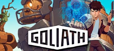 Goliath : Nouvel éditeur de jeu, nouveau jeu d'action