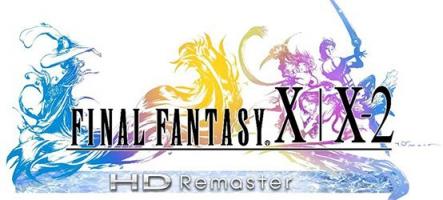 Final Fantasy X/X-2 HD Remaster débarque sur PC