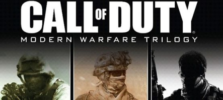 Call of Duty Modern Warfare Trilogy sur PS3 et Xbox 360 ?