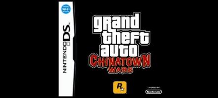 Les premières images de GTA : Chinatown Wars sur PSP