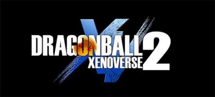 Dragon Ball Xenoverse 2 annoncé pour PC, Xbox One et PS4