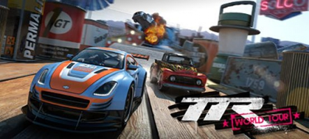 Table Top Racing: World Tour sort jeudi prochain sur Steam