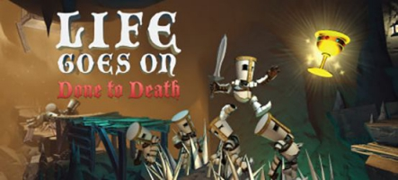 Life Goes On: Done to Death, entre puzzles et plateformes