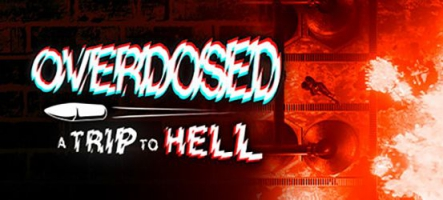 Overdosed - A Trip To Hell : Shoot de LSD