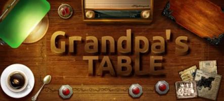 Grandpa's Table : Découvrez les secrets de Papy