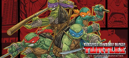 Teenage Mutant Ninja Turtles : Des Mutants à Manhattan, sortie du jeu