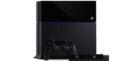 Sony veut vendre 20 millions de PS4 cette année