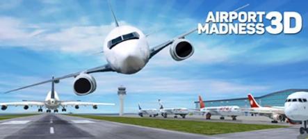 Airport Madness 3D : les contrôleurs aériens ont pété les plombs