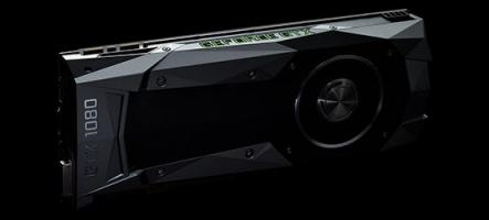 Les GeForce GTX 1080 et 1070, toutes les deux plus performantes qu'une Titan X