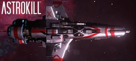 Astrokill : Combat spatial