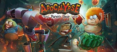 Apocalypse Party's Over : Aidez Jésus à détruire le monde