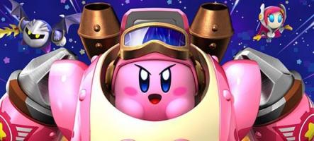 Kirby: Planet Robobot débarque sur Nintendo 3DS