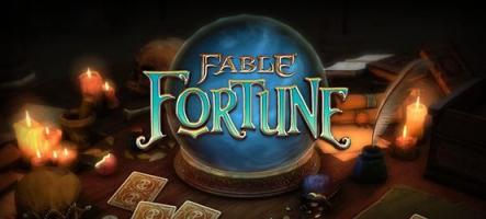 Un nouveau jeu Fable en développement