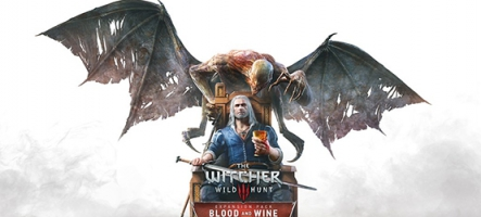 (TEST) The Witcher 3: Wild Hunt - Blood and Wine (PC, Xbox One, PS4)