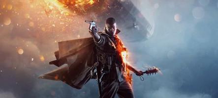 EA développe Battlefield 1 pour une génération de gros débiles