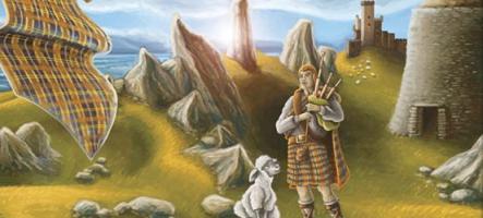 Isle of Skye : Un jeu de plateau réussi qui fleure bon les Highlands