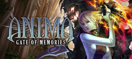 Anima: Gate of Memories, un JRPG tourné vers l'action