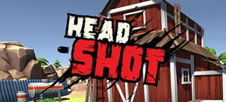 Head Shot : Un FPS multijoueur simple mais efficace