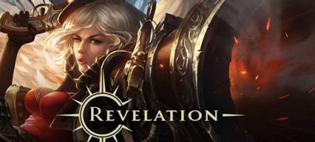 Revelation Online : Une bande-annonce époustouflante