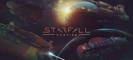 Starfall Tactics : un jeu de stratégie hardcore gratuit