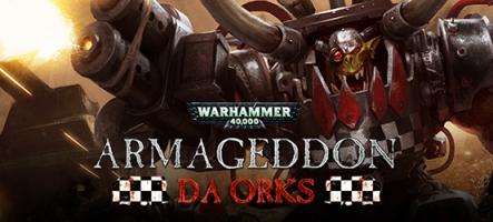 Warhammer 40,000: Armageddon - Da Orks se dévoile