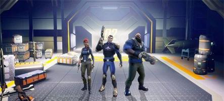 Agents of Mayhem, le nouveau jeu des développeurs de Saints Row