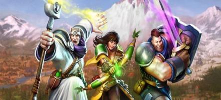 Champions of Anteria, le nouveau jeu de stratégie signé BlueByte