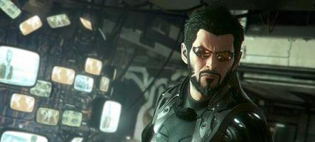 Deus Ex GO annoncé sur mobiles et tablettes