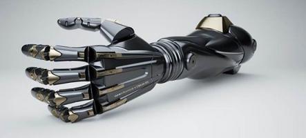 Les bras bioniques de Deus Ex bientôt réels