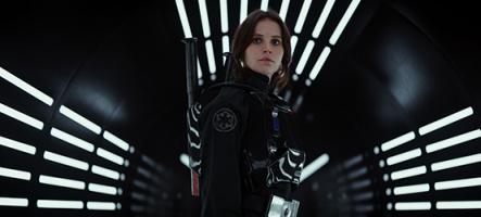 Disney fait retourner la moitié de Rogue One