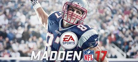 Madden NFL 17 : La bande-annonce de l'E3 et des infos