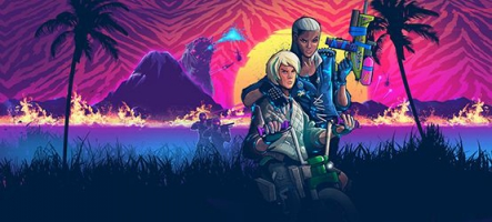 (E3) Trials of the Blood Dragon, la suite du jeu de motocross